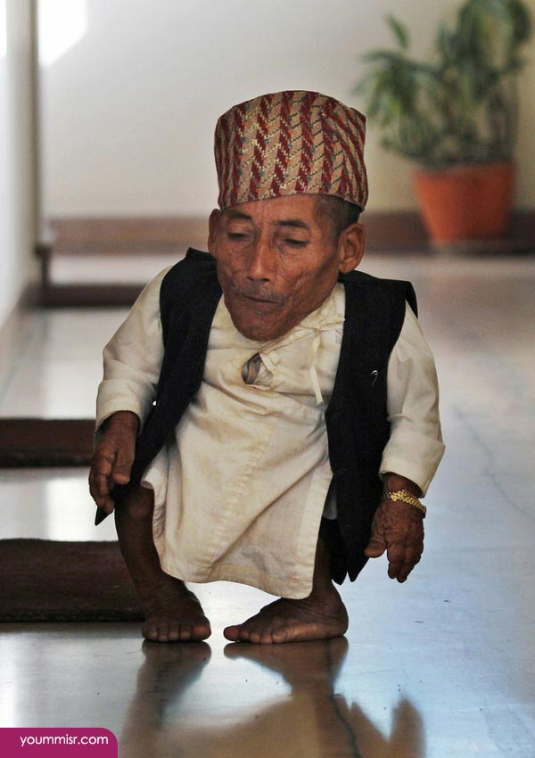 Shortest Man In The World Shoe Size