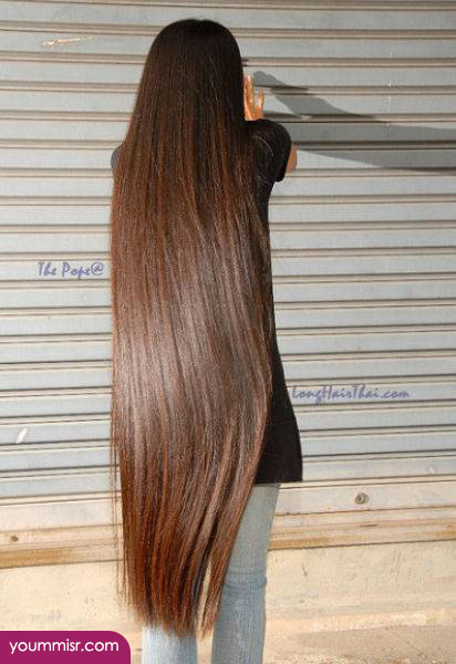 World's longest hair female 2019 2010 – افضل قناة لطرق ...