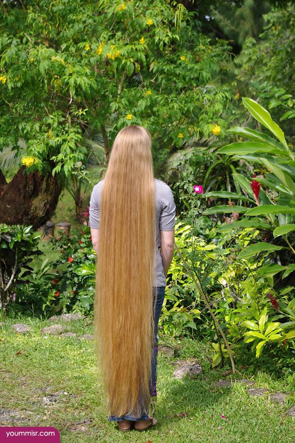 world�s longest hair female 2014 � �� �� �� ����