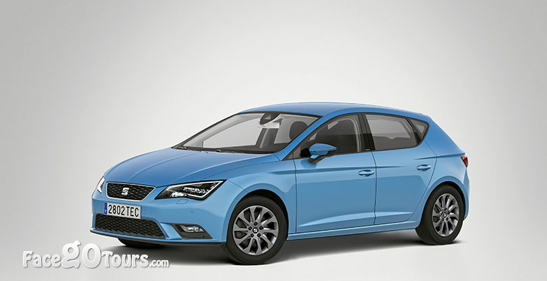 Easyway Auto Seat Leon Car For Sale In Hurghada Egypt 2014