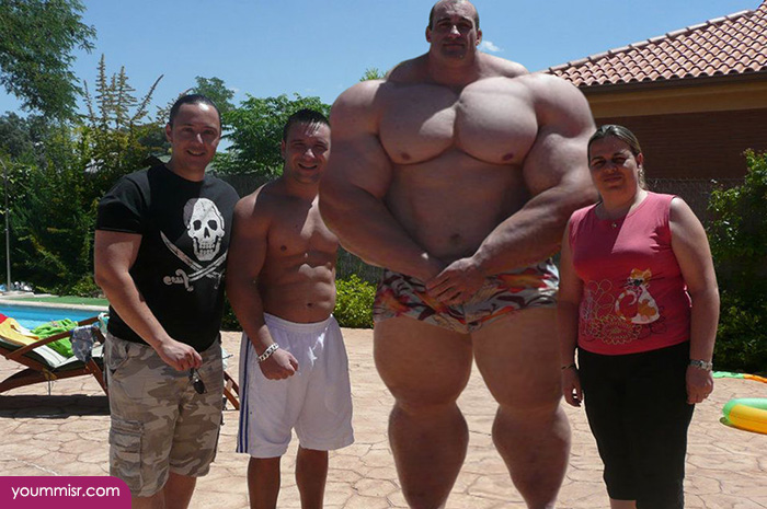 biggest muscles ever - 480×360