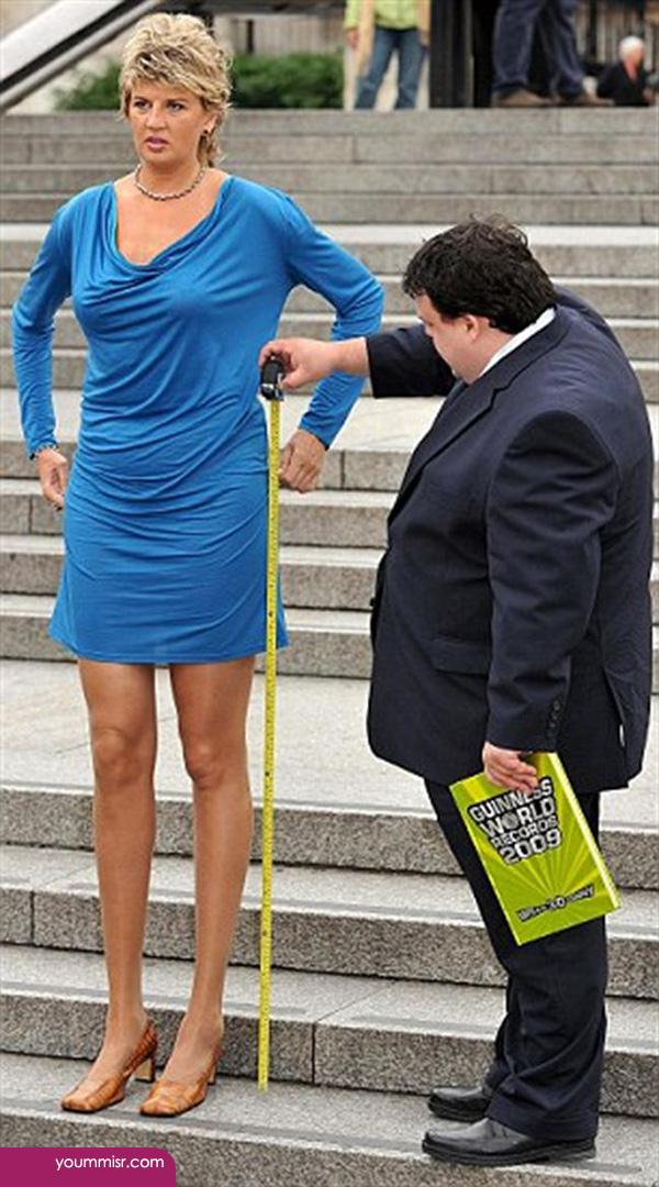 Guinness longest Girl woman lady world 2015 2016 – افضل ...