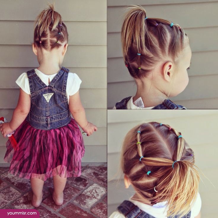 Cute Easy Hairstyles For School 2015 Haircuts 2016