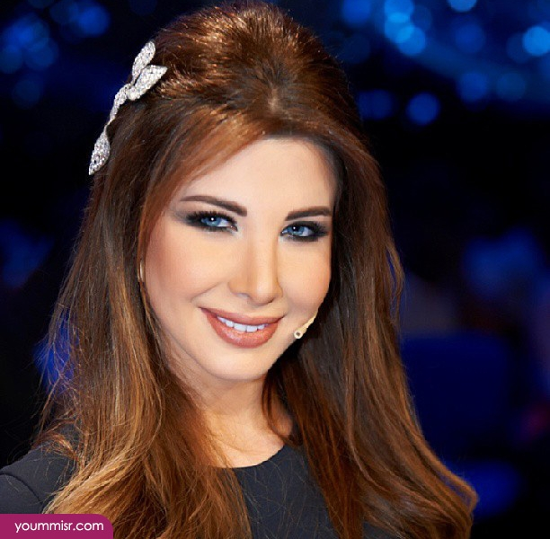 Nancy Ajram Makeup Arab Idol Hairstyles Nancy Ajram Arab