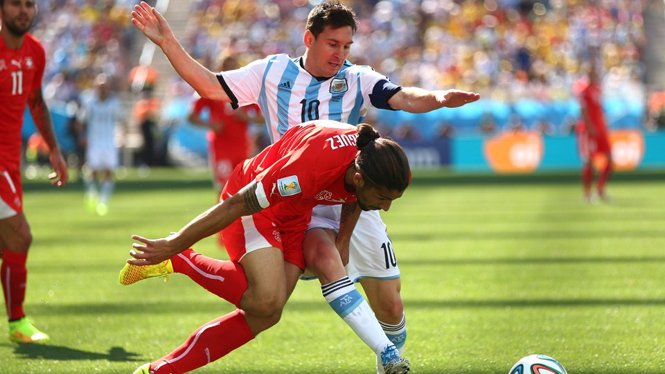 Photos Switzerland vs Argentina World Cup Brazil 2014 ...