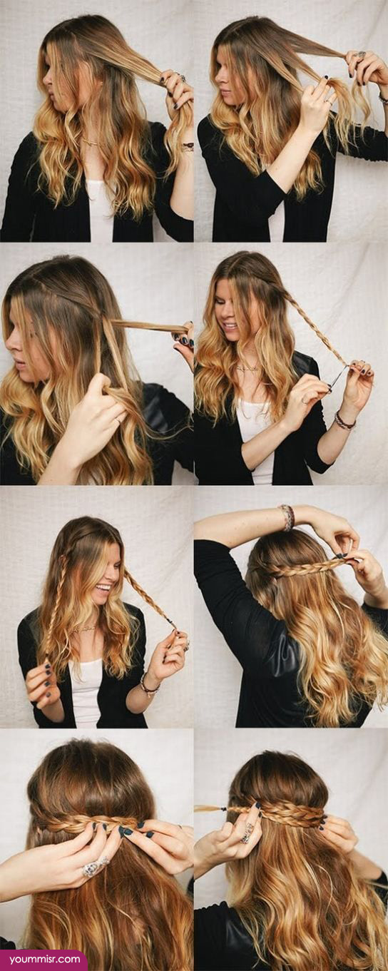 quick easy hairstyles ...