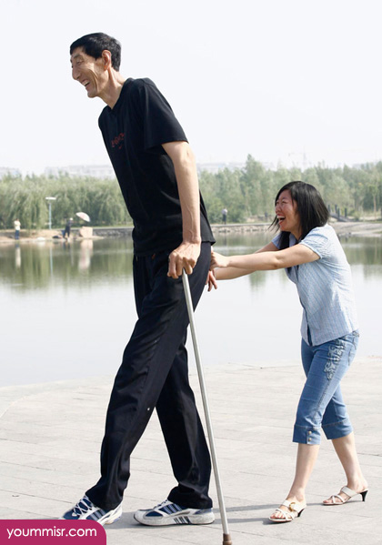 Guinness tallest man 2015 in the world Sultan Kosen 2016