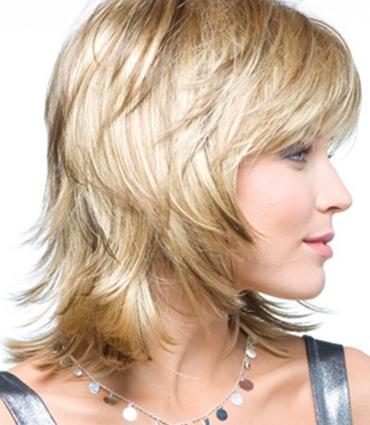 2015 Short Hairstyles For Thick Hair Best Hair Style