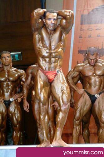 Bodybuilder 2015 | New Calendar Template Site