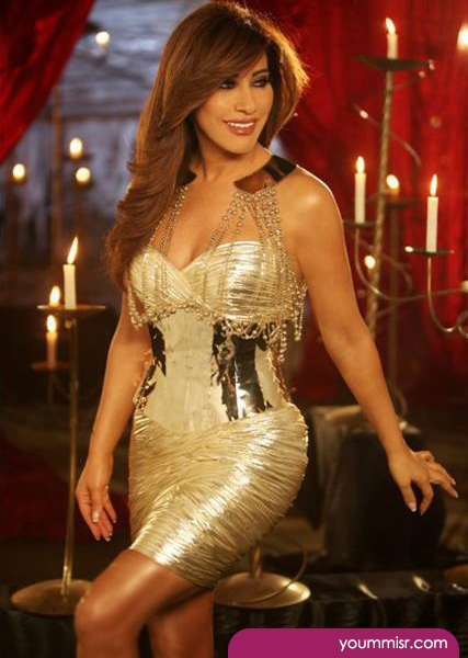 Najwa Karam Dresses 2014