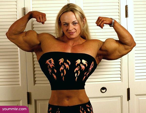 Woman bodybuilding 2015 Big bodybuilders Female 2016